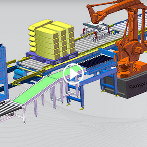 Automatic Repacking System Present