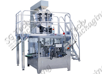 Salt Rotary Packing System