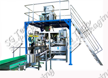 Animal Feed 40kg Packing Line