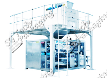 Powder 50kg Auto-Packing