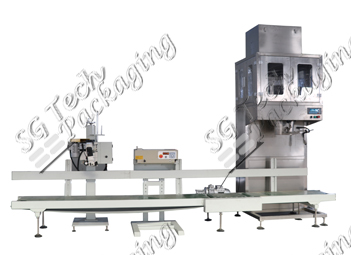 Semi-Auto Fertilizer Packing Present