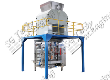 Cotton Seeds Vertical Packing Machine