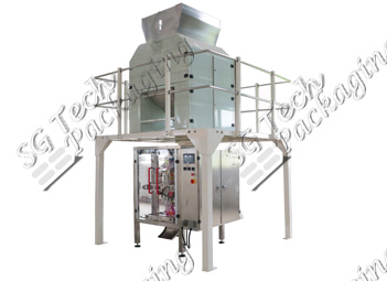 Corn Seeds Vertical Packing Machine