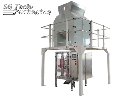 Automatic Vertical Regular Granular Packing Machine Unit