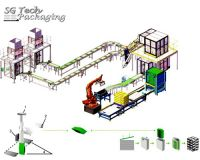SGJ-RB Fully Automatic Secondary Packaging Machine Line