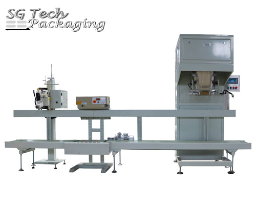Hopper Free Bagging Packaging Machine System