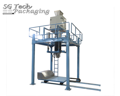 Jumbo Bag Weighing Bagging Packaging Machine Unit