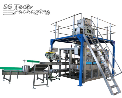 SGJ-ZD Automatic Bagging Packaging Machine Unit